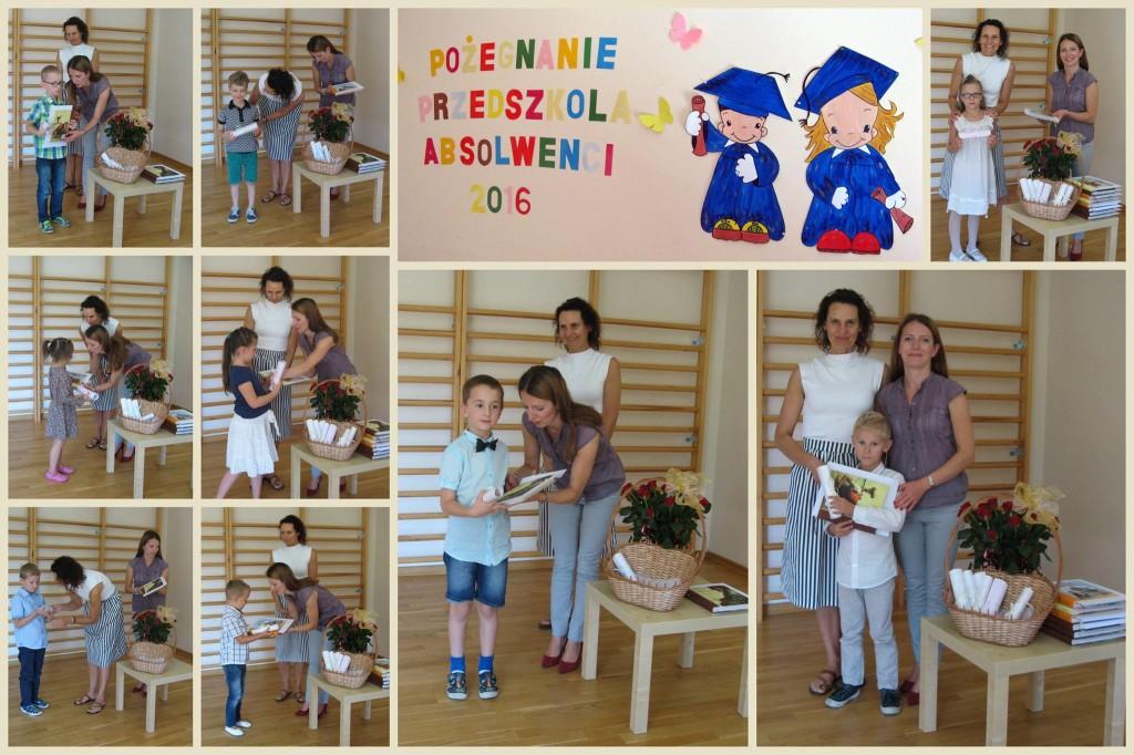 Zakonczenie przedszkola